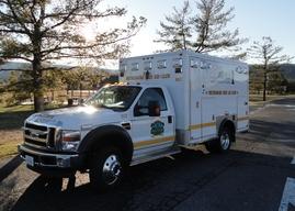 UNIT 7 - Advanced Life Support Ambulance