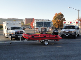BOAT 1 - WATER RESCUE